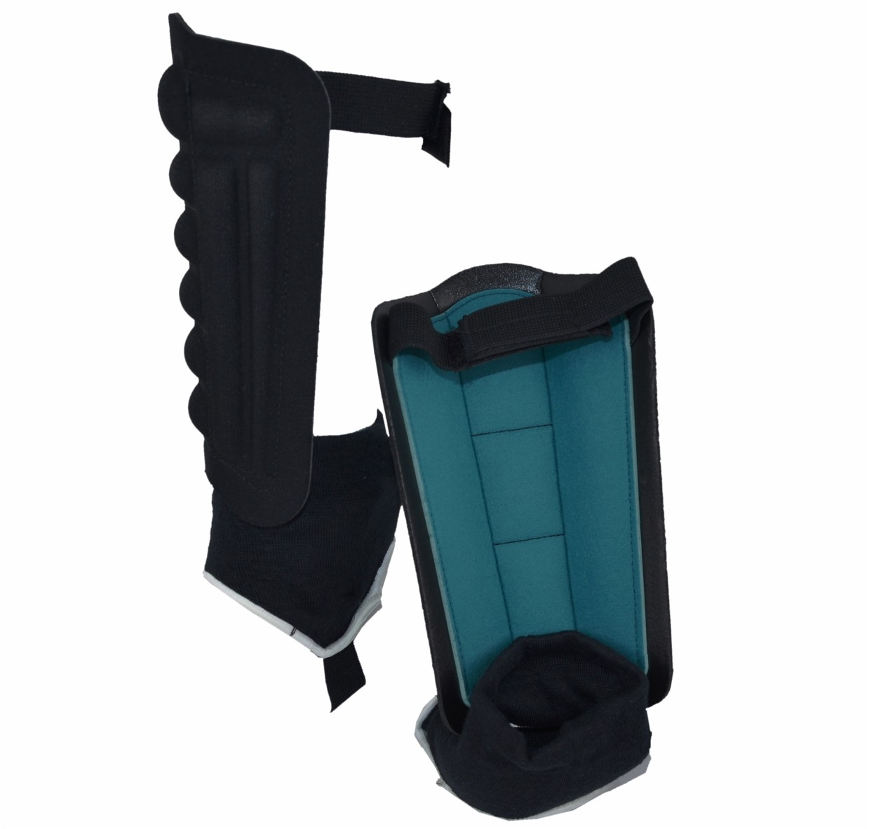 Body Armor SHIN soccer guard with ANKLET Junior (pair)