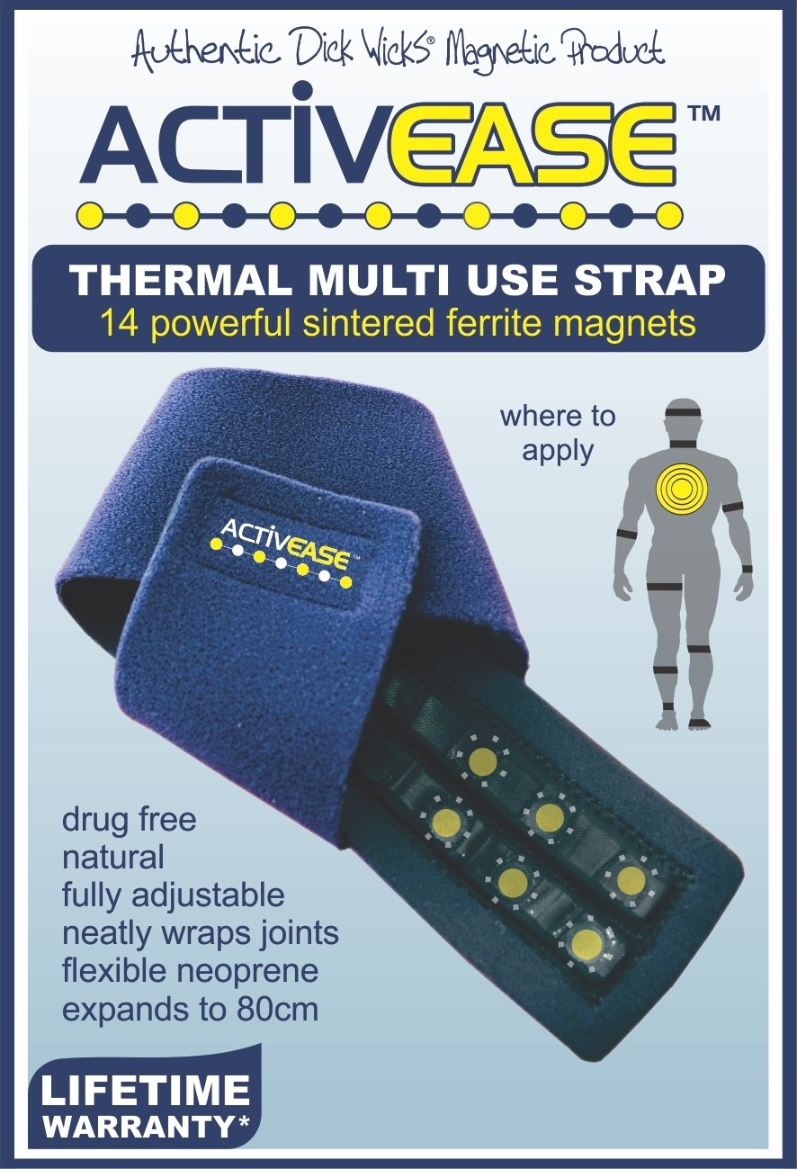 Activease Thermal Multi Purpose Strap with Magnets by Dick Wicks