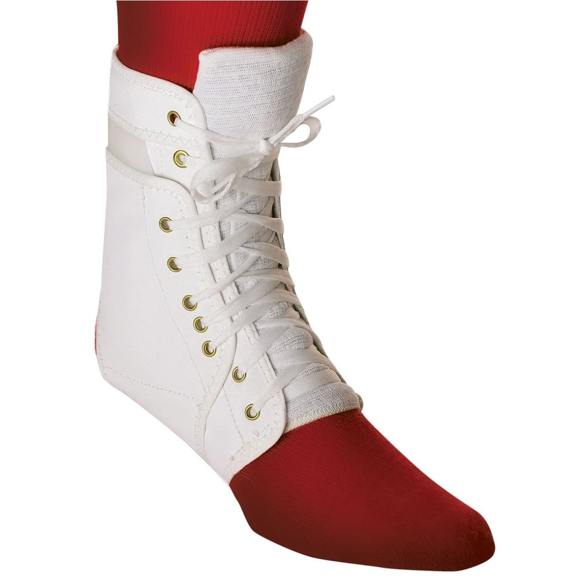 Swede-O Ankle-Lok Laceup Support White