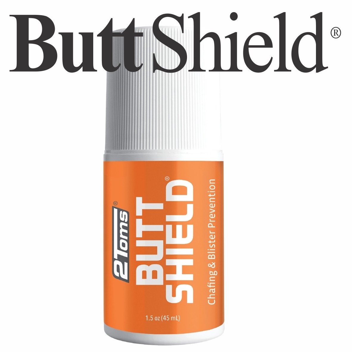 2Toms ButtShield 1.5oz Roll-On