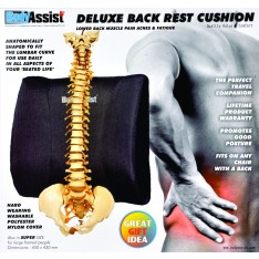 Deluxe Back Rest Cushion