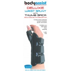 Deluxe Wrist Brace Thumb Spica