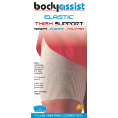 Elastic Slip-On Thigh Support