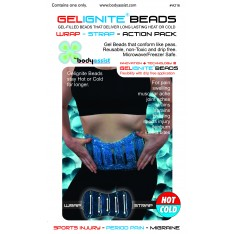 Gelignite Beads Wrap Strap Pack