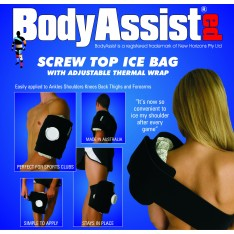 Thermal Wrap with Screw Top Bag