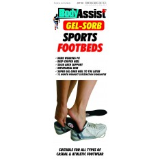 High Impact Sports Footbeds (Pair)