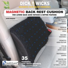 Dick Wicks Deluxe Back Rest Cushion