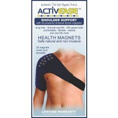 Activease Thermal Shoulder Support with Magnets by Dick Wicks