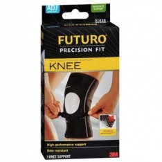 Futuro Precision Fit Knee Support One Size Adjustable Black