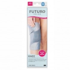 Futuro For Her Slim Silhouette Knee Stabilizer Adjustable One Size