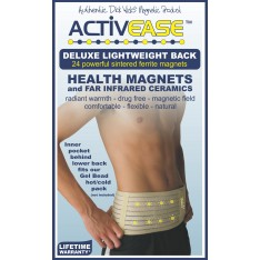 Activease Deluxe Magnetic Lower Back Support
