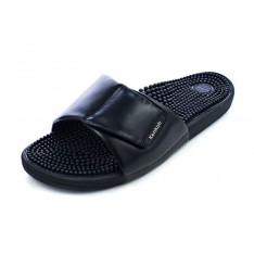 Kenkoh Nagomi Massage Health Sandals (Black)