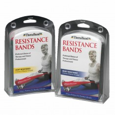 Thera-Band Resistance Bands 5-Foot Cut Length