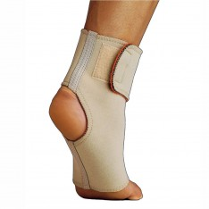 Thermoskin Ankle Wrap Thermal Support Beige