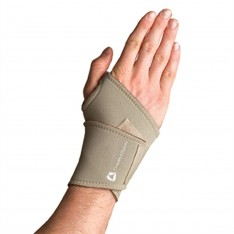 Thermoskin Universal Wrist Wrap Beige Sized