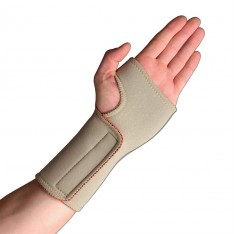Thermoskin Arthritic Wrist Hand Wrap Beige
