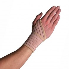 Thermoskin Compression Wrist Wrap Elastic Support One Size